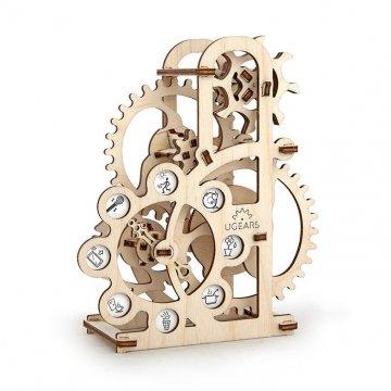 Механический 3D-пазл UGears Dynamometer (Силомер)