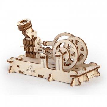 3D пазл UGears Engine (Двигатель)