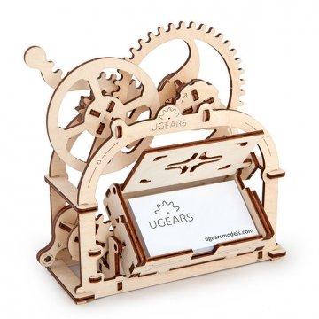 Механический 3D-пазл UGears Mechanical Box (Шкатулка)