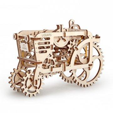 3D пазл UGears Tractor (Трактор)