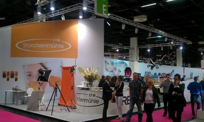 Компания Recaro-STM на выставке Kind + Jugend 2011