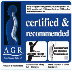 Проверено и рекомендовано немецкой авторитетной организацией AGR