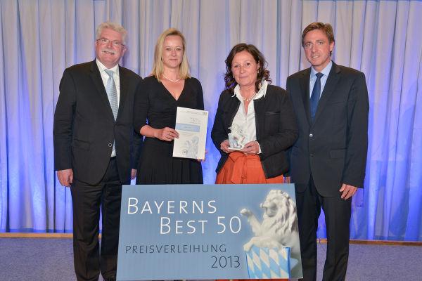 Kiddy GmbH в топ 50 лучших компаний Баварии!